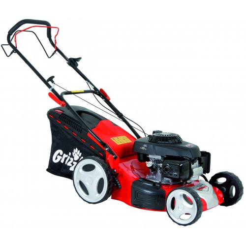 8kW Grizzly BRM 46-160 HA